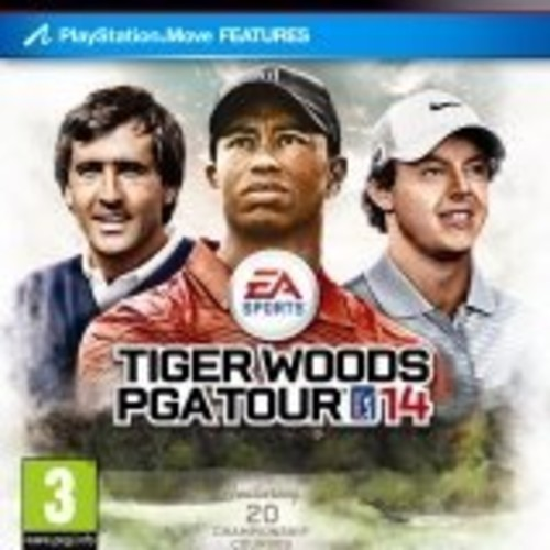 Tiger Woods PGA TOUR 14 - Playstation 3 [Disc, Standard, PlayStation 3]