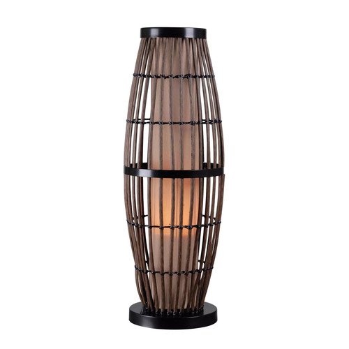 Kenroy Home 32247RAT Biscayne Outdoor Table Lamp