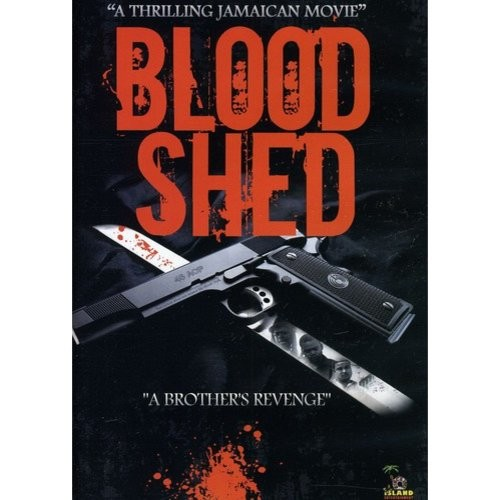 Blood Shed: A Brother's Revenge [DVD]