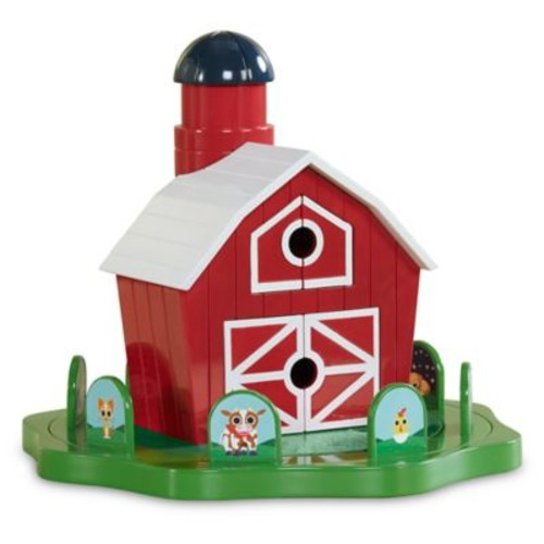 Educational Insights Peekaboo Barn Game