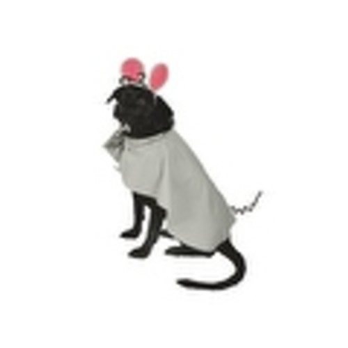 Mouse Pet Costume, Small 10-12