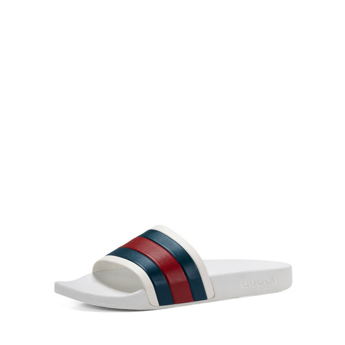 GUCCI Pursuit '72 Rubber Slide Sandal