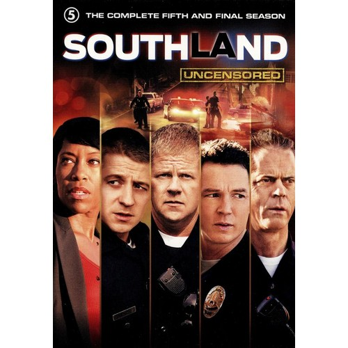 Southland: The Complete Fifth & Final Season [2 Discs] [DVD]