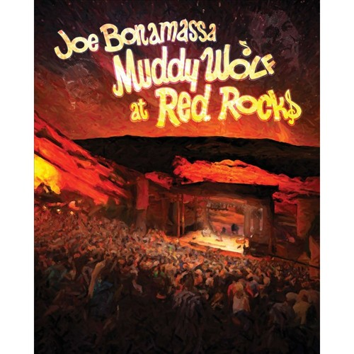Muddy Wolf at Red Rocks: A Tribute to Muddy Waters & Howlin' Wolf [CD]