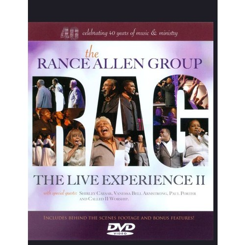 The Live Experience II [DVD]