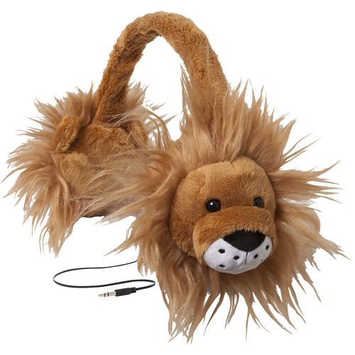 ReTrak - Animalz Lion On-Ear Headphones - Lion