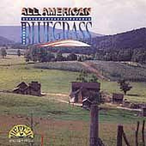 All American Bluegrass [CD]