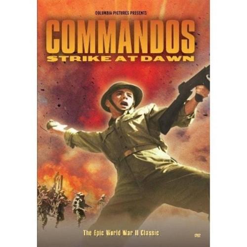 The Commandos Strike at Dawn