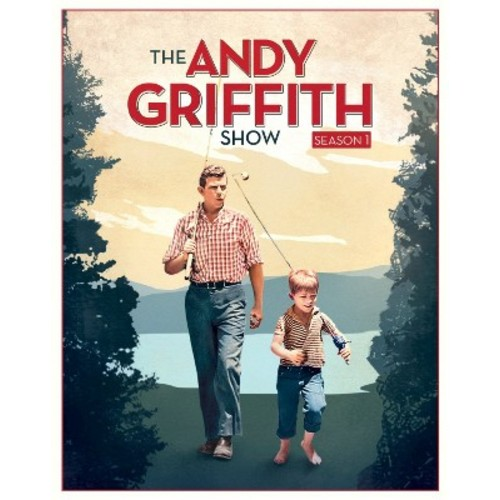 The Andy Griffith Show: The Complete First Season [4 Discs] [Blu-ray]