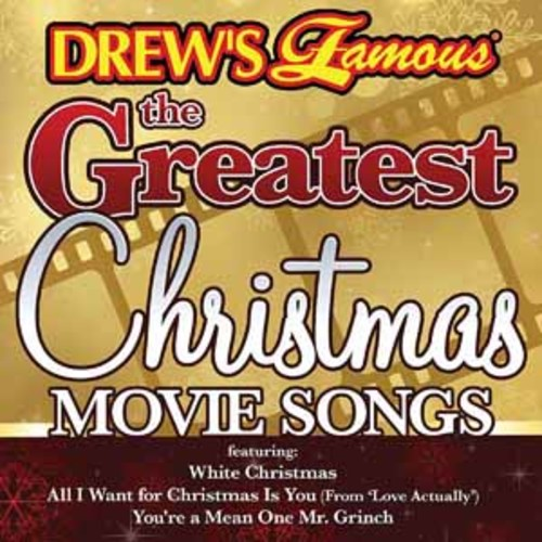 Hit Crew - Drew's Famous The Greatest Christmas Movie Songs [Audio CD]