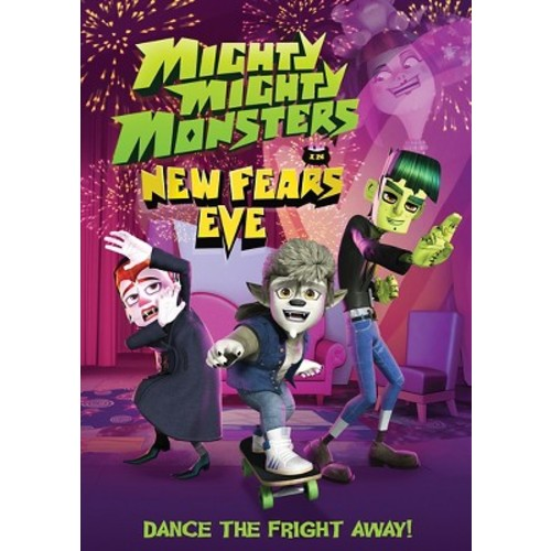 Mighty Mighty Monsters: New Fear's Eve (DVD)