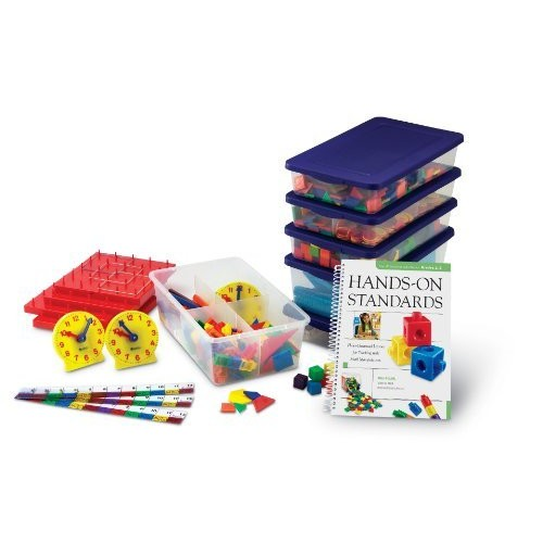 Learning Resources Hands-On Standards Book & Kit Grades 1-2
