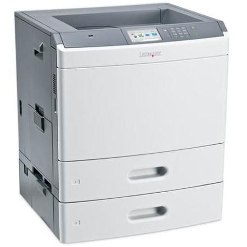 Lexmark C792dte - Printer - color - duplex - laser - Legal, A4 - 2400 dpi x 600 dpi - up to 50 ppm (mono) / up to 50 ppm