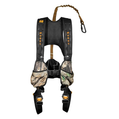 Muddy CrossOver Harness Combo - S/M
