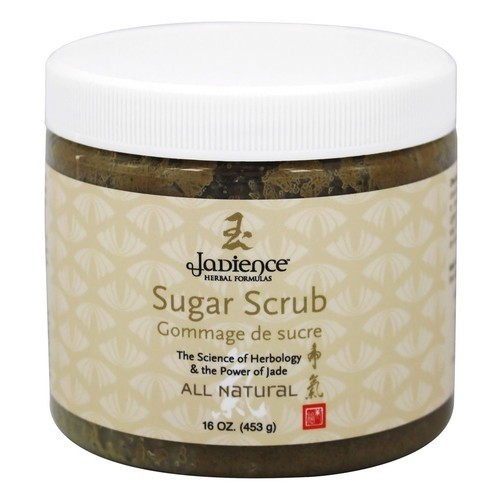Jadience Herbal Formulas - Sugar Scrub - 16 oz.