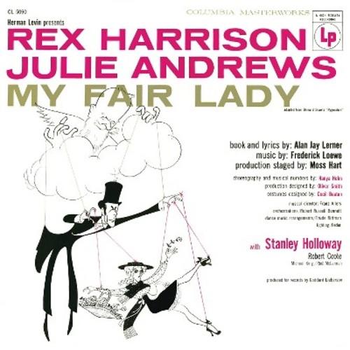 Rex Harrison - My Fair Lady (Original Broadway Cast Recording) (LP) (Vinyl)