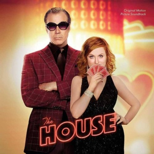 The House (Original Soundtrack) [Audio CD]