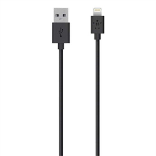 Belkin MIXIT Lightning to USB ChargeSync Cable - Black