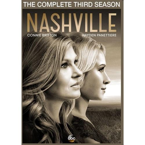 Nashville: The Complete Third Season [4 Discs] [DVD]