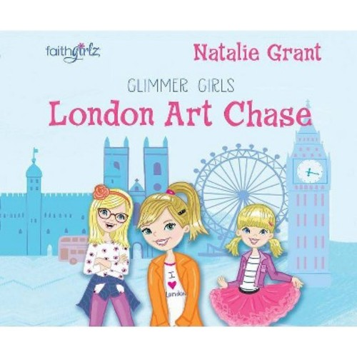 London Art Chase (Unabridged) (CD/Spoken Word) (Natalie Grant)