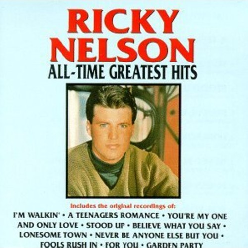 Rick Nelson - Greatest Hits Capitol 1990