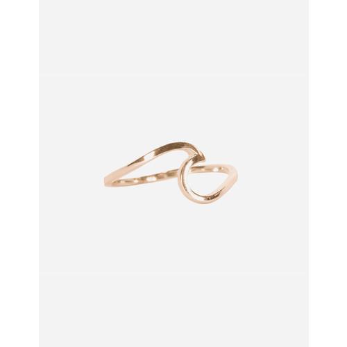 PURA VIDA Wave Ring