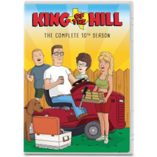 King of the Hill: the Complete Tenth Season