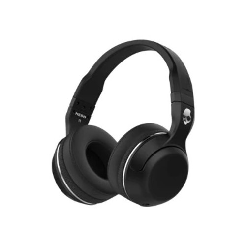 Skullcandy HESH 2 - Headset - full size - wireless - Bluetooth - black