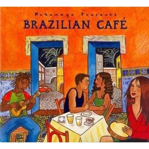 Putumayo presents - Brazilian cafe (CD)