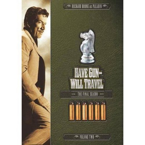 Have gun will travel:Season 6 vol 2 (DVD)