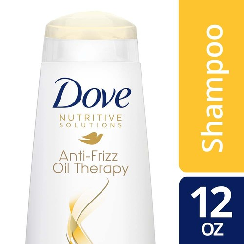 Dove Nutritive Therapy Shampoo, Nourishing Oil Care, 12 fl oz (355 ml)