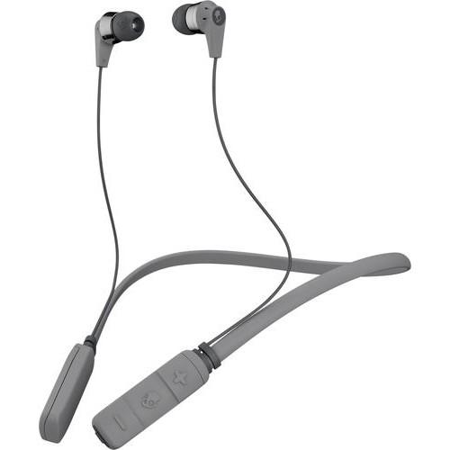 Skullcandy - INK'D Wireless In-Ear Headphones - Street gray