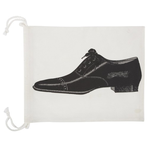 Gentlemens Shoe Bag design by Thomas Paul