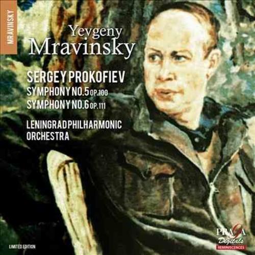 Leningrad Philharmonic Orchestra - Prokofiev: Symphonies Nos. 5 & 6
