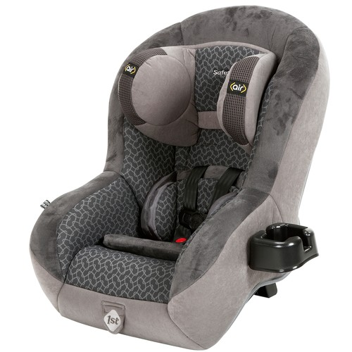 Safety 1st Chart Air Convertible Car Seat, Monorail [Grey]