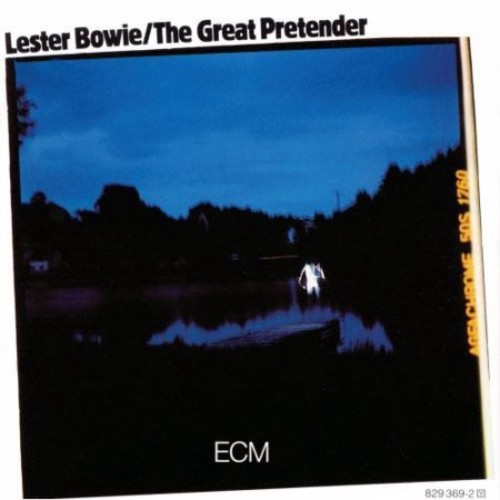 The Great Pretender [CD]