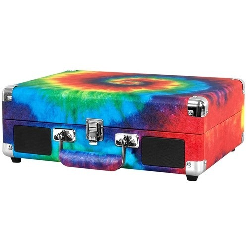 Victrola - Bluetooth Stereo Turntable - Tie-dye