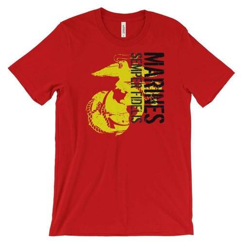 MARINES Semper Fidelis T-Shirt