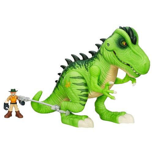 Playskool Heroes Jurassic World Tyrannosaurus Rex Set