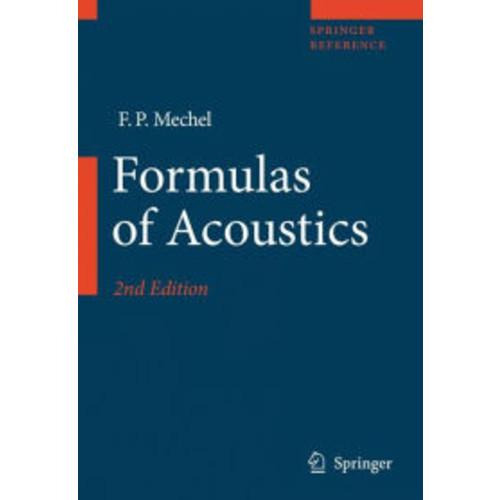 Formulas of Acoustics / Edition 2
