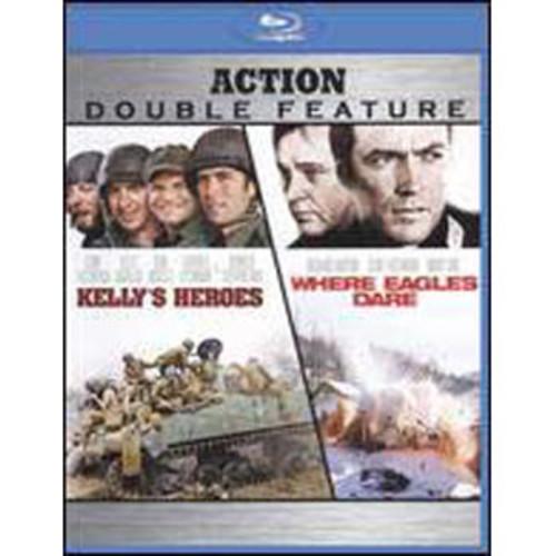 Kelly's Heroes/Where Eagles Dare [Blu-ray]