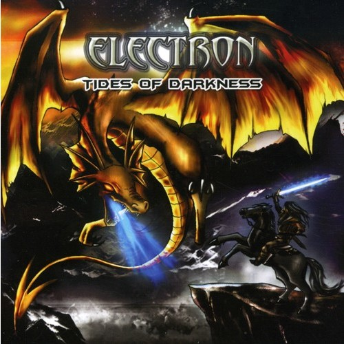 Tides of Darkness [CD]