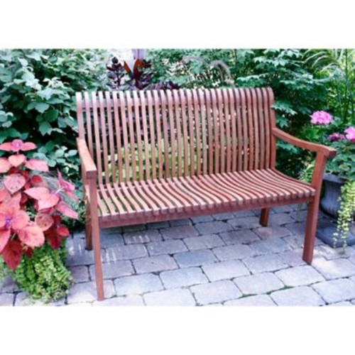 Eucalyptus Venetian Outdoor Bench