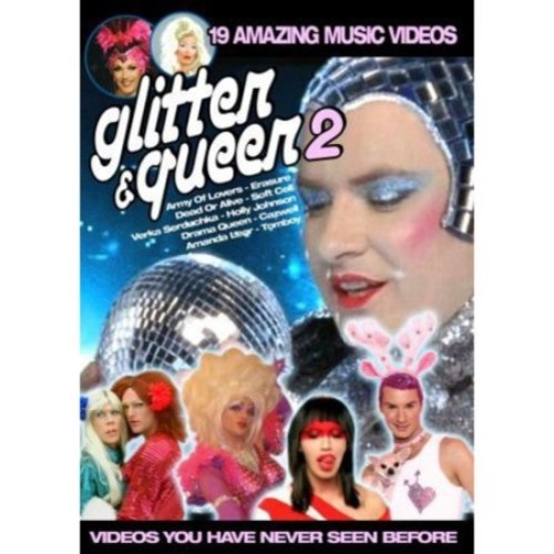 Glitter & Queer 2 [DVD] [English] [2008]