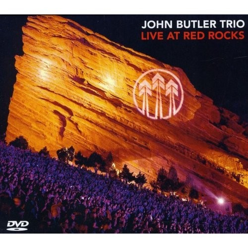 Live at Red Rocks [CD & DVD]