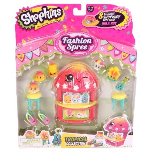 Shopkins Fashion Spree - Tropical Collection