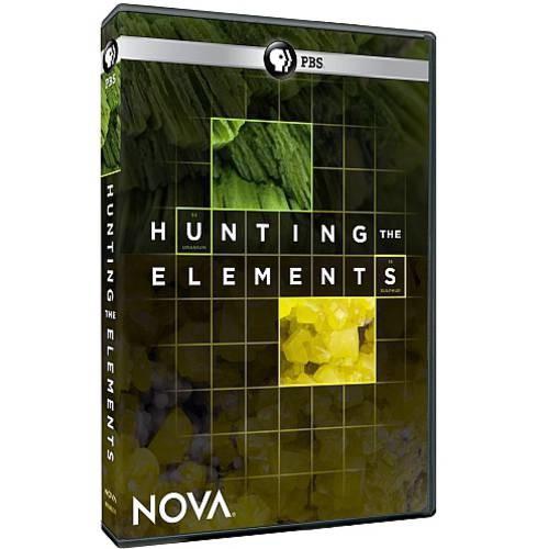 NOVA: Hunting the Elements [DVD] [English] [2012]