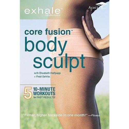 Exhale: Core Fusion Body Sculpt (DVD)