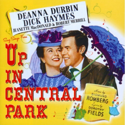 Up in Central Park [CD]