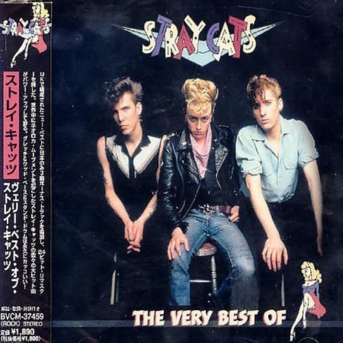 The Very Best of Stray Cats [Bonus Tracks] [CD]